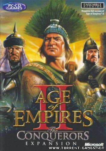 Age of Empires IIThe Conquerors (Microsoft) (RUS) [Repack]