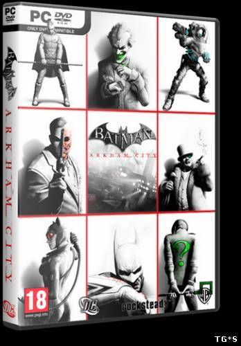 Batman: Arkham City (2011) PC [RUS] | RePack от R.G. Element Arts