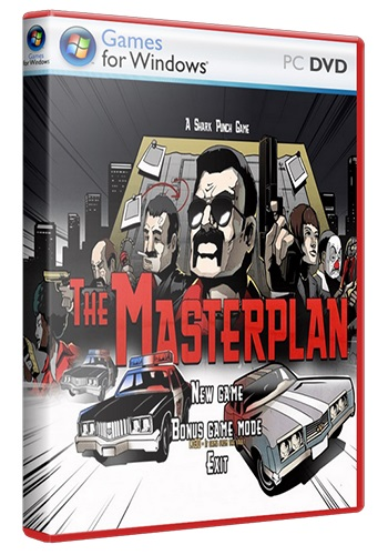 The Masterplan [GoG] [2015|Eng]