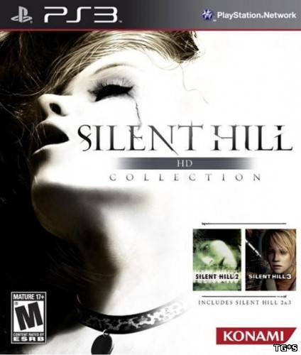 Silent Hill HD Collection [PAL] [RUS] [Repack] [4хDVD5]