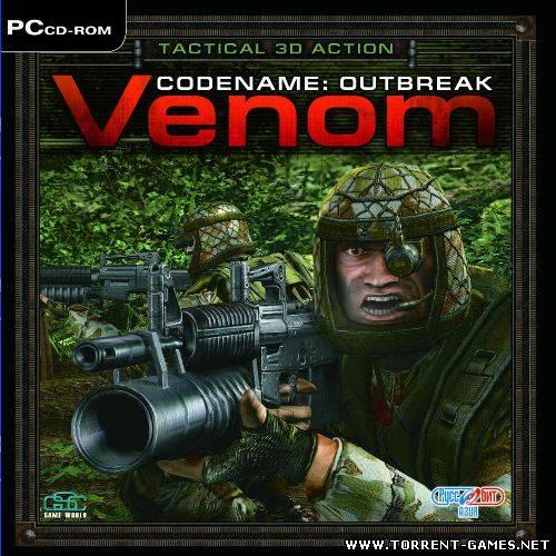 Venom. Codename: Outbreak [GoG] [2001|Rus|Eng]