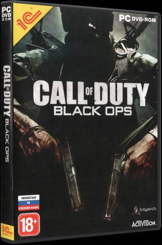 Call Of Duty: Black Ops (2010 (RUS) {Steam-Rip}