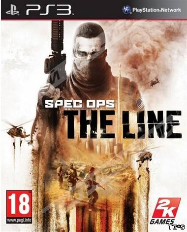 Spec Ops: The Line (2012) PS3 by tg
