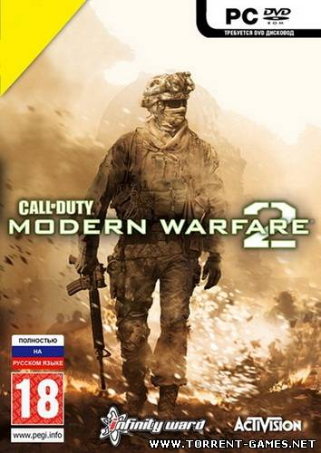 Call of Duty: Modern Warfare 2 [MultiPlayer Only] (2009) PC | Rip