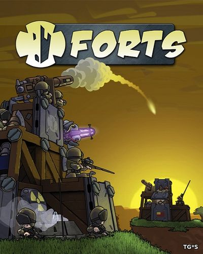 Forts (EarthWork Games) (RUS|ENG|MULTI6) [Р] - SiMPLEX
