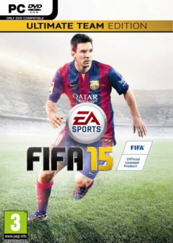 FIFA 15: Ultimate Team Edition [U4] (2013/PC/Repack/Rus) от R.G. Steamgames