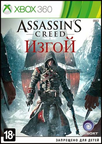 [JTAG/FULL] Assassin's Creed: Rogue [GOD / ENG]
