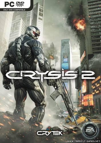 Crysis 2 (Мультиязычная) [Repack] пробный релиз от TG