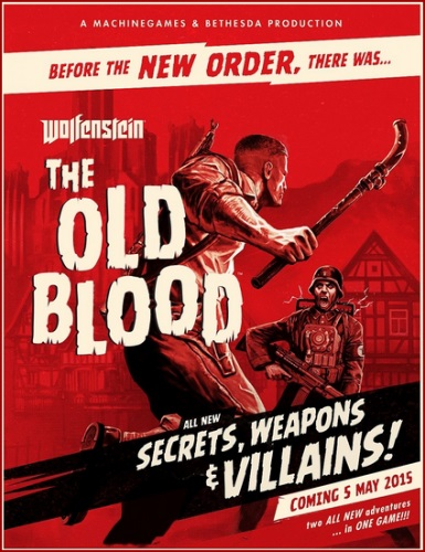 Wolfenstein: The Old Blood (2015) PC | RePack от xatab