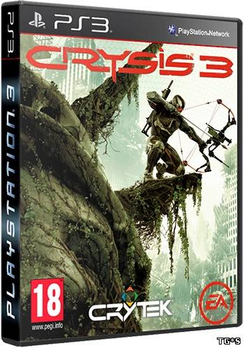 Crysis 3 + 5 DLC (2013) PS3 | Repack by tg