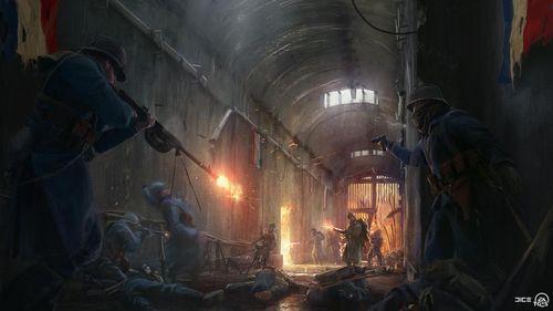 EA в твитере тизерят обновление для Battlefield 1