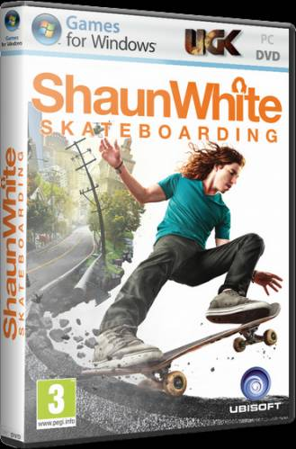 Shaun White Skateboarding (2010/PC/Repack/Rus) by GUGUCHA