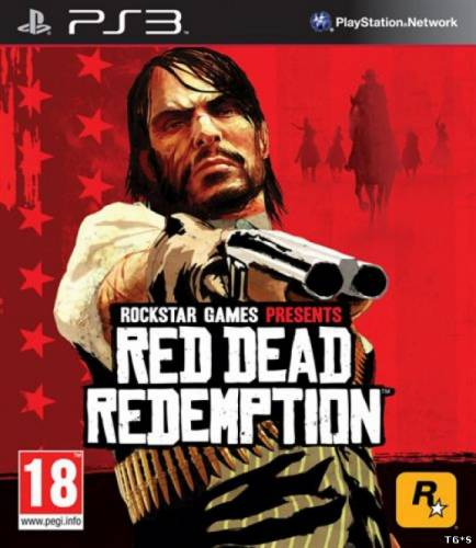 Red Dead Redemption [+DLC] (2010) PS3