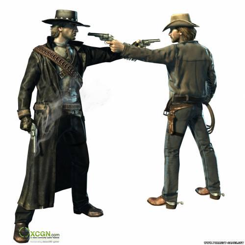 Call Of Juarez Bound In Blood (PC/Rus/2009/RePack)