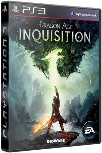 Dragon Age: Inquisition (2014) PS3 | RePack by Afd