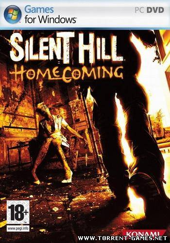 Silent Hill: Homecoming RUS/ENG RePack