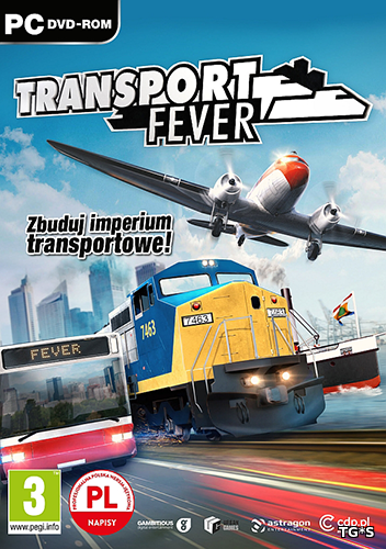 Transport Fever [Update 1] (2016) PC | RePack от R.G. Catalyst