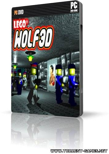LEGO Wolf3D (2010/PC/Eng)