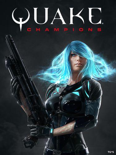 В Steam бесплатно раздают Quake Champions