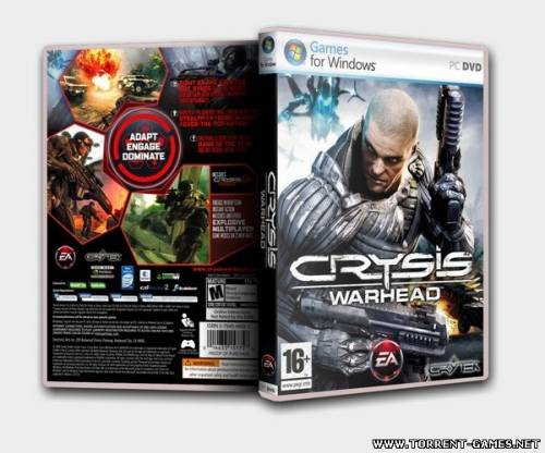 Crysis Warhead [v.1.1.1690 + Update] (2007/PC/RePack/Rus) by AGB Golden Team