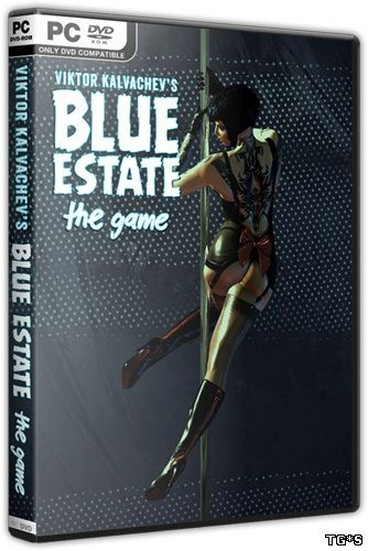 Blue Estate The Game (2015) PC | RePack от Valdeni