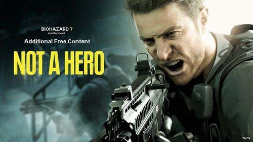 Первый геймплей DLC Not A Hero для Resident Evil 7