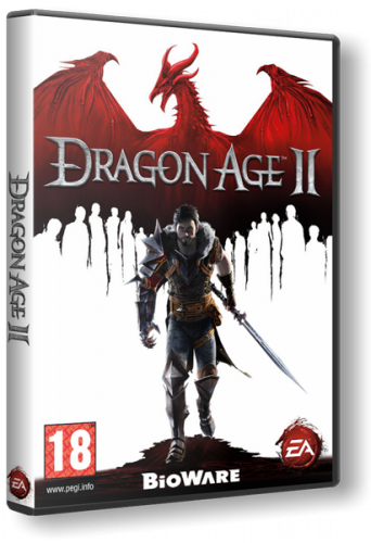Dragon Age 2 - Patch v1.4 (официальный) (MULTI) + DLC The Deep Green (RELOADED)