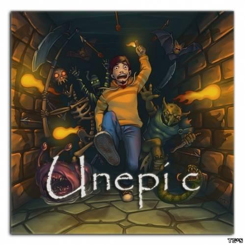 UnEpic [v.1.50.6] (2011-2014) PC | Лицензия