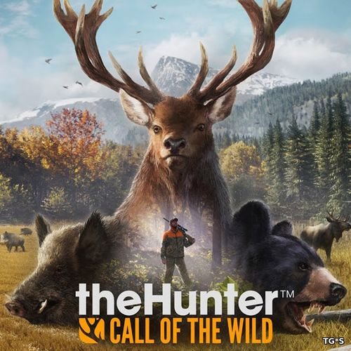 TheHunter: Call of the Wild [v 1.8] (2017) PC | Лицензия