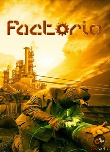 Factorio [v 0.14.1] (2016) PC | Лицензия