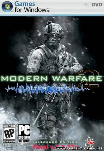 Call of Duty: Modern Warfare 2 [Alter IWNet Pre-Final v.1.3.37a] (2010) Rip