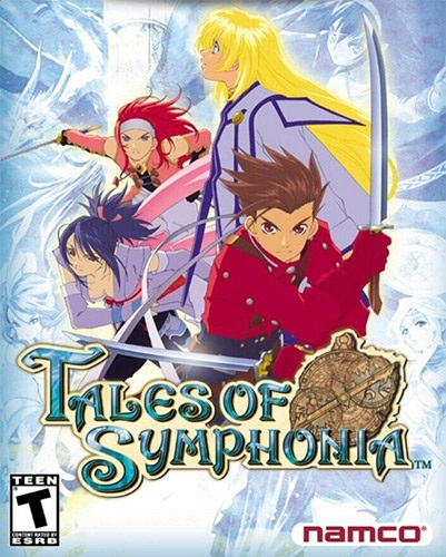 Tales of Symphonia (ENG/MULTI5) [Repack] от FitGirl