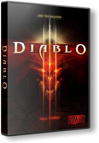 Diablo III (Blizzard Entertainment) (RUS) [L]