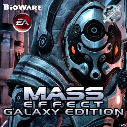 Mass Effect - Galaxy Edition (2008 - 2012) PC | RePack от R.G. Механики