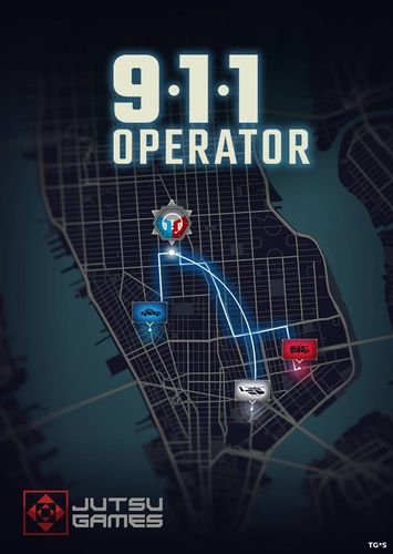 911 Operator: Collector's Edition [v1.04.28] (2017) PC | Steam-Rip от Let'sРlay