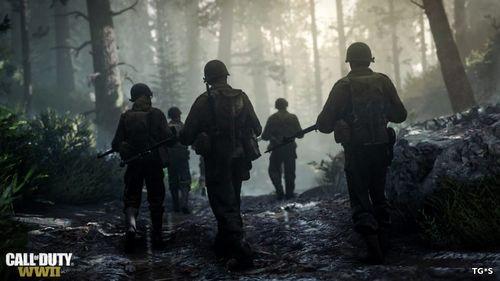 Call of Duty WWII: Sledgehammer Games поделились деталями о игре