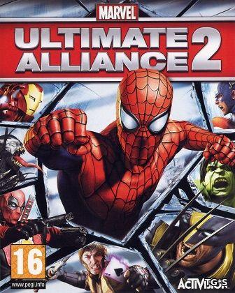 Marvel: Ultimate Alliance 2 [RUS] (2016) PC | RePack от qoob