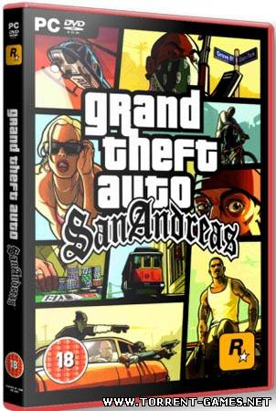 GTA / Grand Theft Auto: San Andreas MultiPlayer [v.0.3.7] (2005) PC