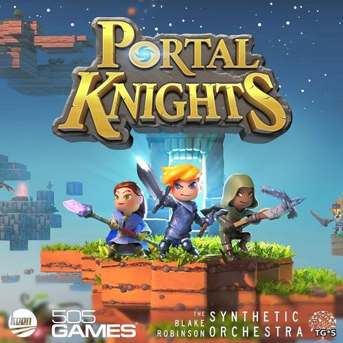 Portal Knights [v 1.0.2] (2017) PC | RePack от qoob