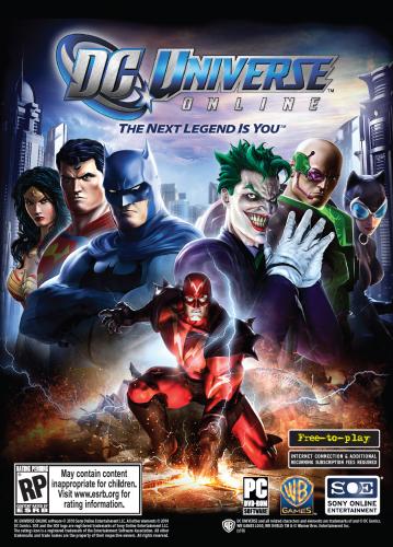 DC Universe Online (2011) PC