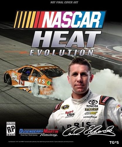 NASCAR Heat Evolution (Dusenberry Martin Racing) (ENG) [L] - CODEX