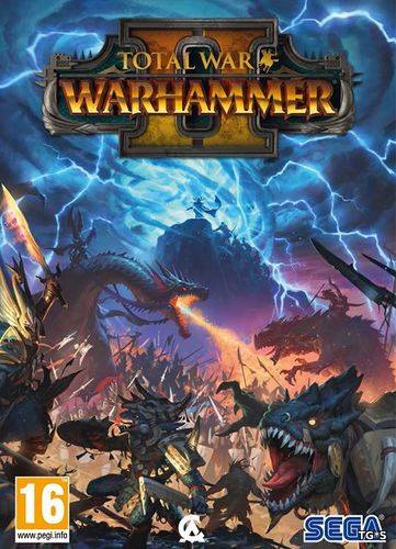 Total War: WARHAMMER II [ENG] (2017) PC | Лицензия