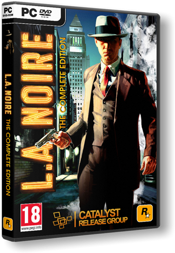 L.A. Noire - The Complete Edition (2011) PC | RePack от R.G. UniGamers