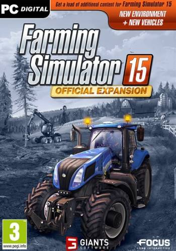 Farming Simulator 15: Gold Edition [v. 1.4.1 + DLC] (2015/PC/Repack/Rus|Eng) от xatab