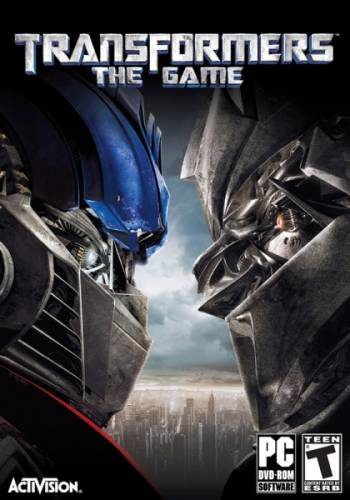 Transformers: The Game [RePack] [2007|Rus]