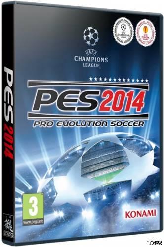 Pro Evolution Soccer 2014 [v 1.3.0.0] (2013) PC | RePack от R.G. Revenants