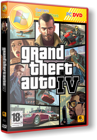 GTA 0 / Grand Theft Auto IV [v.1.0.7.0] (2008) PC | RePack by xatab