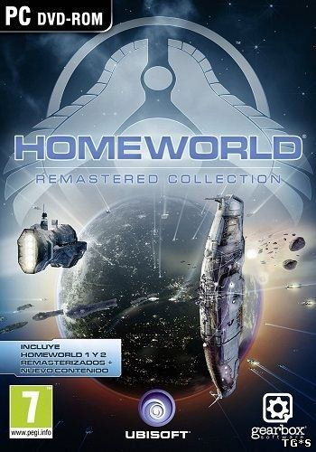 Homeworld Remastered Collection [v 2.1] (2015) PC | RePack by R.G. Catalyst