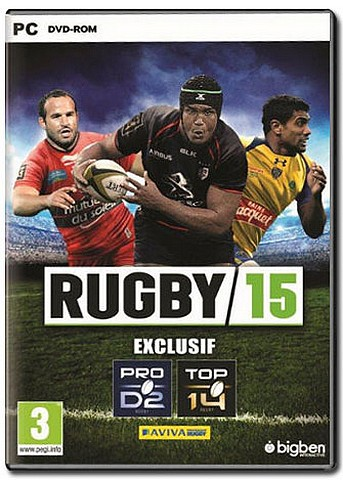 Rugby 15 (RePack by TorMomster) / (2015)