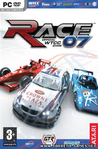 RACE 07: Official WTCC Game (2007) PC
